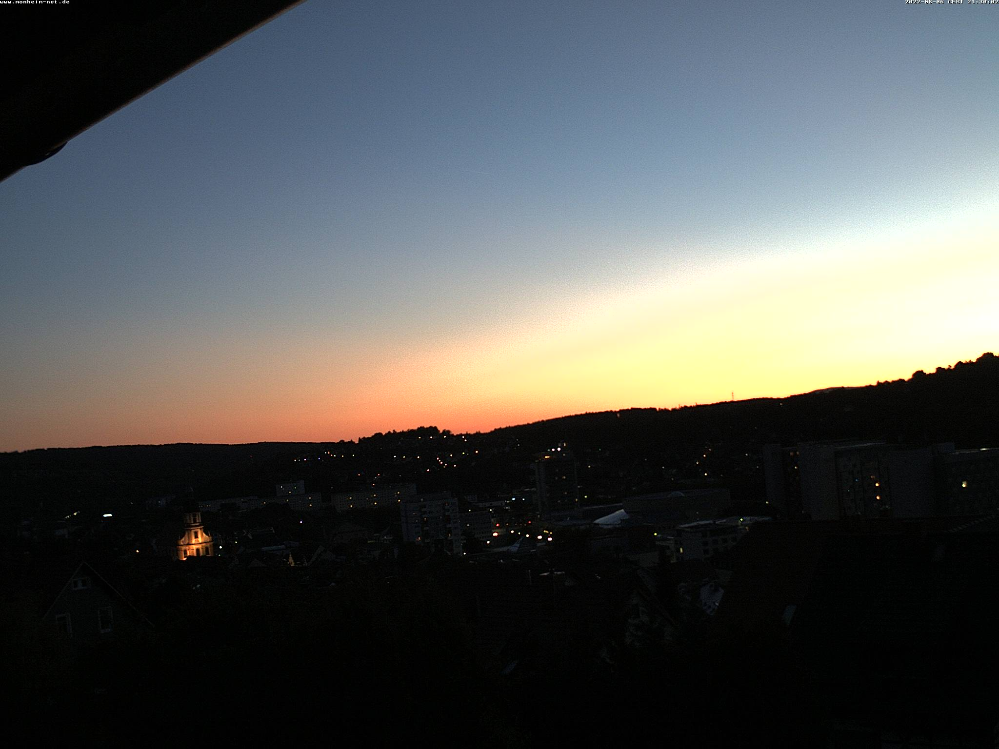 Webcam Skigebiet Suhl - Goldlauter Innenstadt - Th�ringer Wald