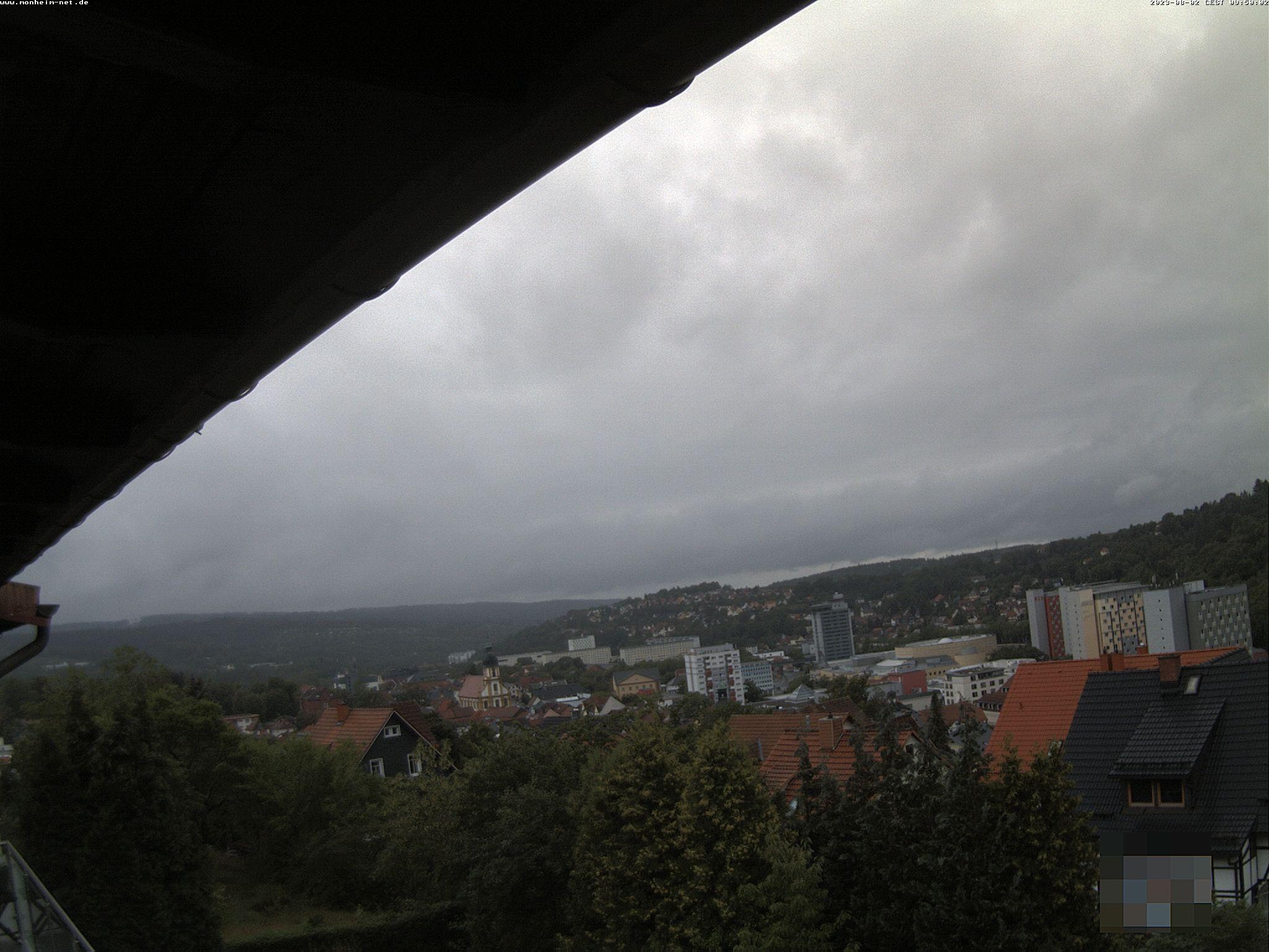Webcam Skigebiet Suhl - Goldlauter Innenstadt - Thüringer Wald